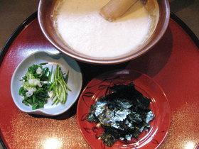 脇役の小鍋料理~七杯豆腐