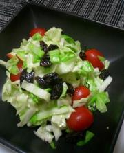 キャベツと林檎のサラダ♪♪♪の写真