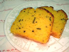 ホットケーキミックスで簡単カボチャケーキ