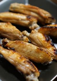 鶏スペアリブ塩焼き