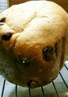 レーズンたっぷり♪おからパン(#^^#)