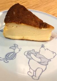 簡単!ミキサーでチーズケーキ 覚書