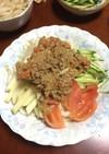 我が家に伝わるジャージャー麺