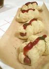 ごはんパン de ウインナーロール