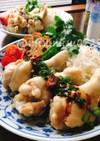 手羽元海南鶏飯(シンガポールチキンライス