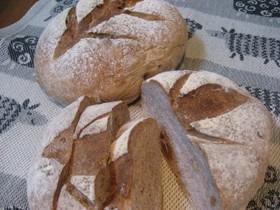 ほんのり甘いくるみパン