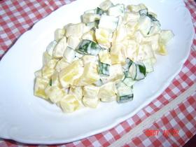 ♥サツマイモの美味しいサラダ♥