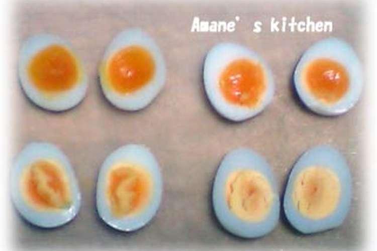 卵 何 分 ゆで