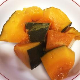 レンジで8分☆かぼちゃの煮物☆