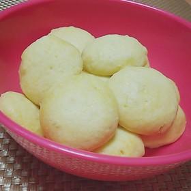 【龍愛】秤不要☆レンジでクッキー