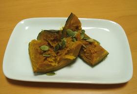 簡単♪おいしい!かぼちゃの煮物。