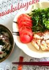 タンポポステーキ定食・一人昼ご飯⑥