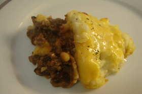 イギリス伝統料理:Cottage Pie