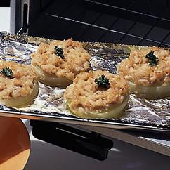 玉ねぎ+ツナマヨネーズのおつまみ