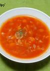 トマト缶で簡単!具だくさんミネストローネ