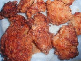 焼き肉味鶏から揚げ