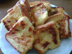 豆乳deフレンチトースト