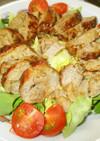 豚こま肉で簡単チャーシュー