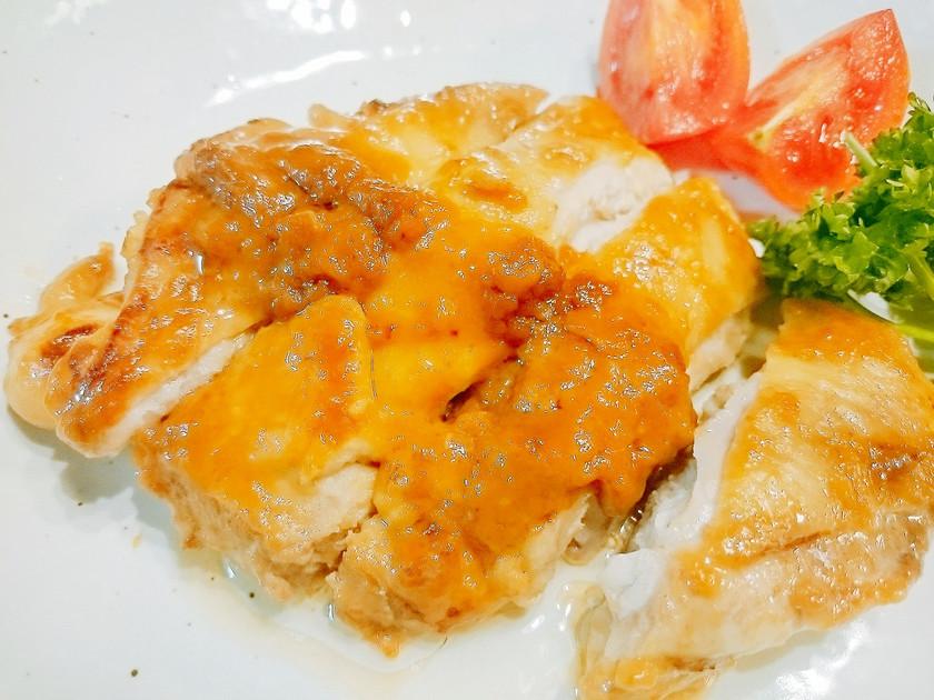 柔(ju)しー!米みつ味噌チキンステーキ