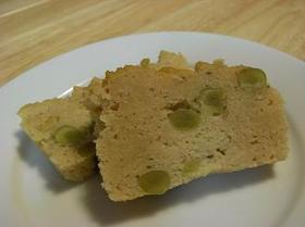 小麦粉不使用 おからケーキ