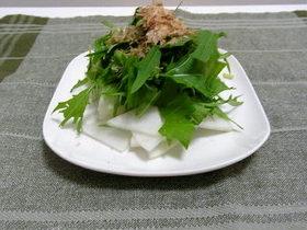 簡単!水菜のサラダ