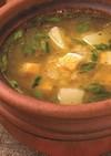 簡単☆田舎風きびのスープ