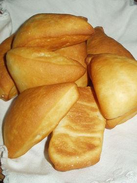 ヨーグルト入り☆リュスティック風のパン