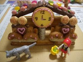 クリスマス♪お菓子の家★★