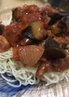 ラタトゥイユ変化系素麺