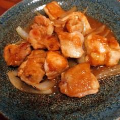 柔らかジューシー♪鶏肉の生姜焼き
