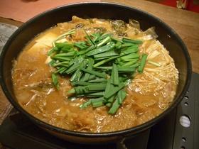 必見☆味噌鍋スープの素