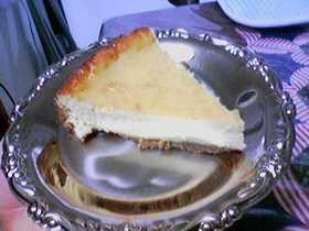 失敗しらず!サクサクタルトのチーズケーキ