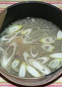 圧力鍋で作る牛テールスープ