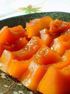 炊飯器で煮くずれナシ☆かぼちゃの甘露煮