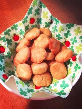 超簡単!低GI値カリッサクッ玄米クッキー