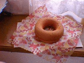 神戸ばあちゃんのバターケーキ