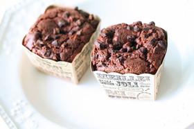 美肌キラキラ、チョコレートケーキ
