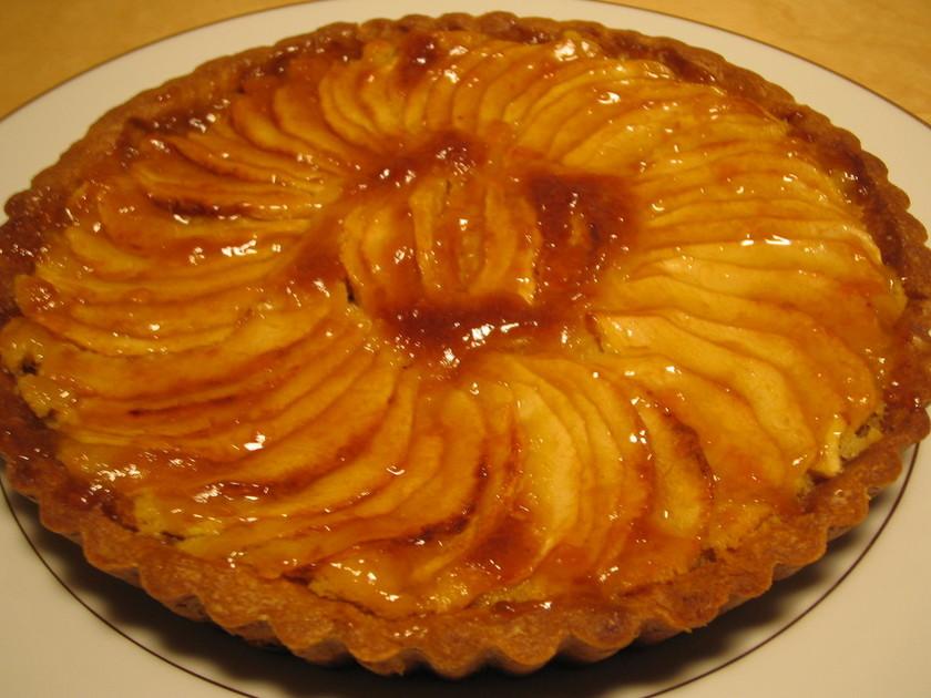 りんごのタルト☆本格的なケーキ屋さんの☆