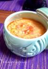 とても簡単なトマタマサンラータン風スープ