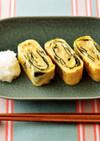 油麩丼風卵焼き