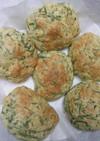 沖縄野菜で簡単ヘルシーパン(^o^)