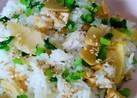 簡単、竹の子ご飯!