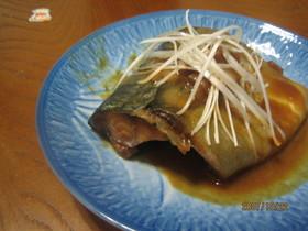 ふっくらおいしい☆さばの味噌煮