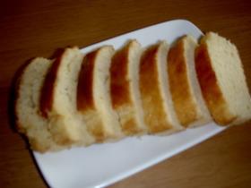 残った○○を使って☆パウンドケーキ
