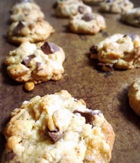 超~簡単サクサクチョコクッキー