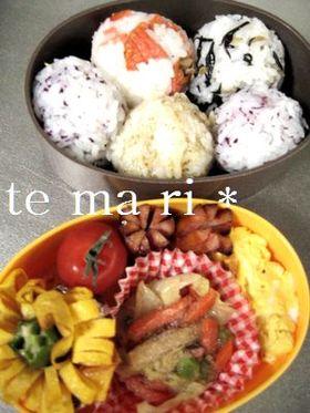 てまり ★ お弁当