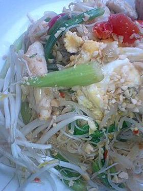 パット・タイ☆バンコクのブアレストラン風