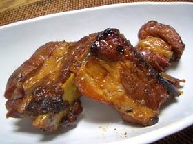 黒酢とマーマレードで煮込んだ スペアリブ