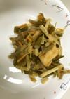 茎わかめの炒め煮