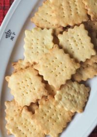 サクサク♡ポテトチーズクッキー
